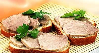 Мясные бутерброды рецепты с фото