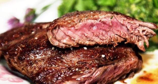 Рецепт из копченого мяса