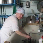 Правила работы в моечных отделениях на предприятии общественного питания