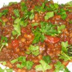Лобио –самобытное грузинское блюдо
