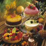 Десерты ,сладкие блюда – правила,техника, температура подачи