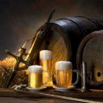 Подача ПИВА в баре –правила и основные закуски .