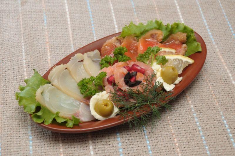 Холодные блюда и закуски из мяса и рыбы особенности приготовления