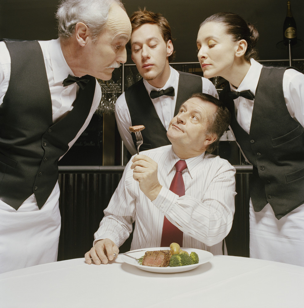 кормить ли коллектив ресторана за счет предприятия как раз другая